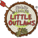 Robin Hood's Little Outlaws logo