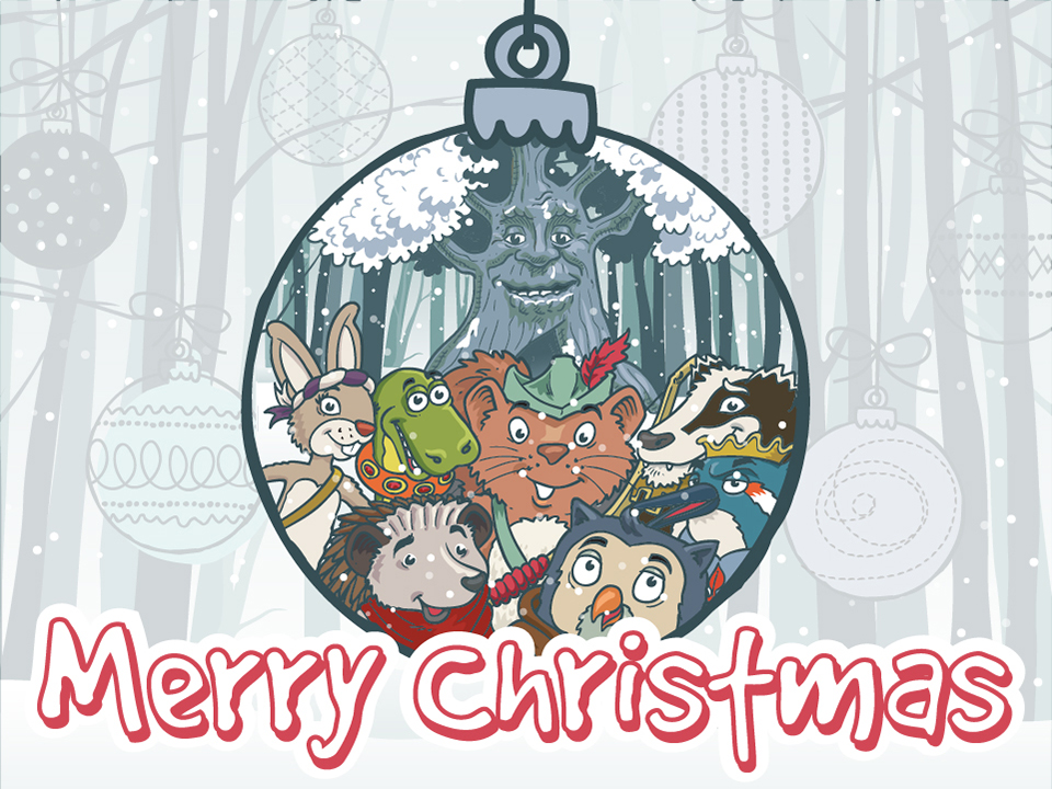 A Christmas 2018 message from Robin Hood's Little Outlaws Ltd